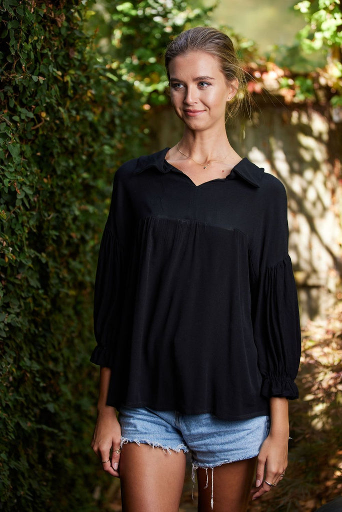 Ruby Top - Black