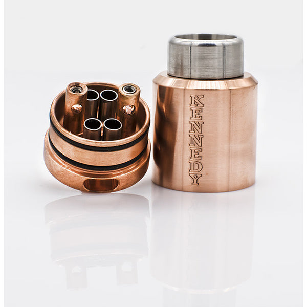 2 Post Kennedy 24MM RDA Copper