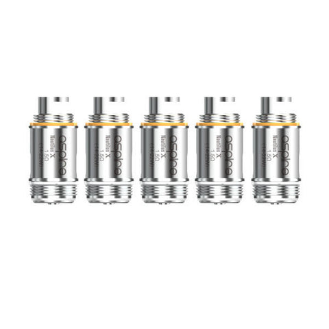 Nautilus X atomizer head by Aspire - 5pk