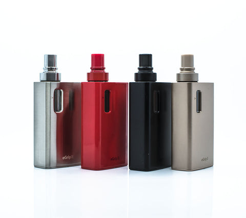 eGrip II Starter Vapor Kit by Joyetech