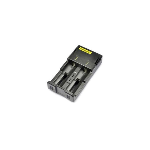 Nitecore Intellicharger I2 Vapor Battery Charger