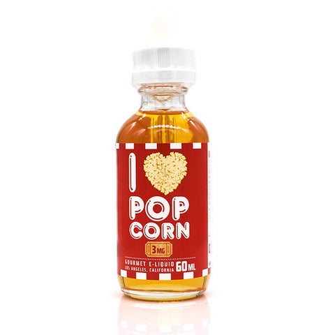 I Love Popcorn by Mad Hatter | Butter Popcorn Eliquid