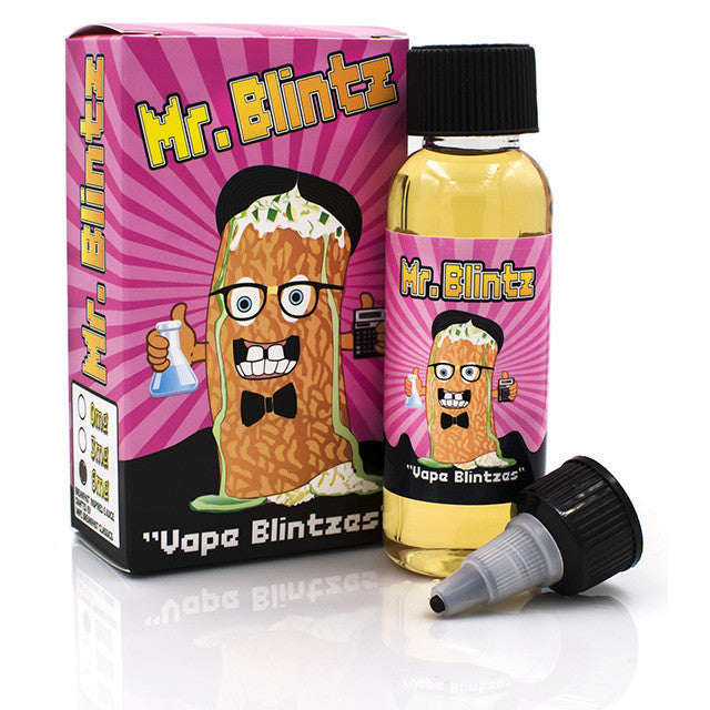 Mr Blintz Eliquid by Vape Breakfast Classics | Apple Maple Syrup Eliquid