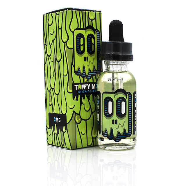 Green Apple Taffy Eliquid