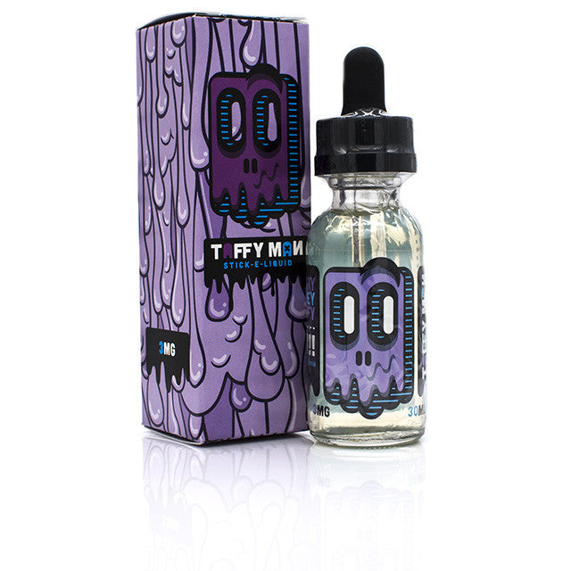 GR8 APE ELIQUID | Grape Taffy Eliquid