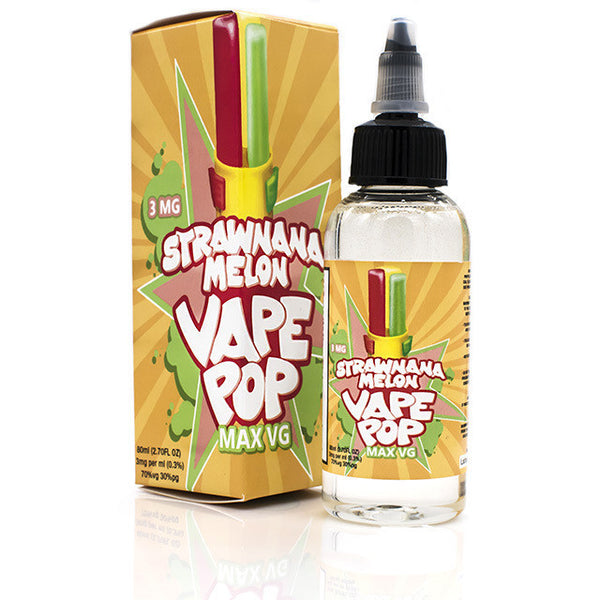 Vape Pop Eliquid by Envious | Strawberry Banana Eliquid | Strawberry Banana Ejuice
