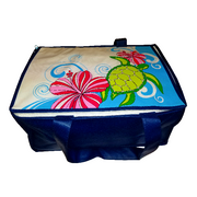 Tropical Paper Garden Hot/Cold Reusable Large Casserole Bag - LaLaLa Casserole