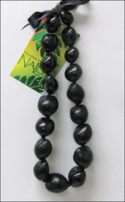 CHOKER KUKUI NUT BLACK
