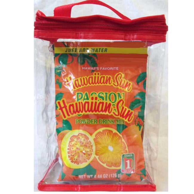 Hawaiian Sun Powdered Drink Mix (5 Pack with Tote Bag)