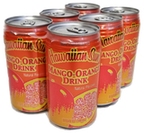 Hawaiian Sun Drink - Mango Orange 11.5oz (Pack of 6)
