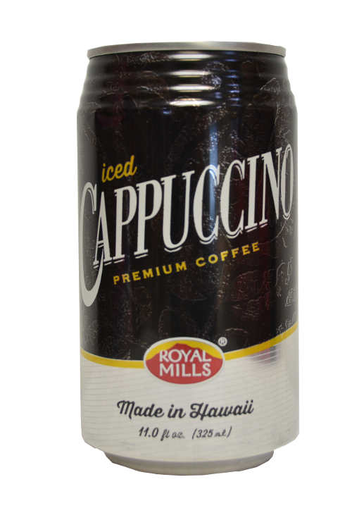 Royal Mills Iced Cappuccino Premium Coffee 11 oz