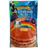 Hawaiian Sun Pancake Mix-Blueberry Acai 6oz