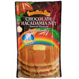Hawaiian Sun Pancake Mix-Chocolate Macadamia Nut 6oz