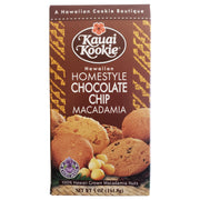 Kauai Kookie Chocolate Chip Macadamia Cookies 5oz