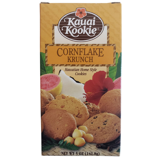 Kauai Kookie Cornflake Krunch Cookies 5oz