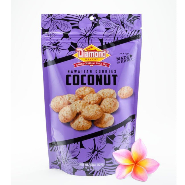 Diamond Bakery Coconut Cookies 4.5 oz