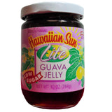 Hawaiian Sun Guava Jelly Lite 10 oz
