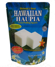 Hawaii's Best Hawaiian Haupia-Luau Pudding Squares 8oz