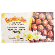 Hawaiian Sun Chocolate Macadamia Nut Cluster 5oz