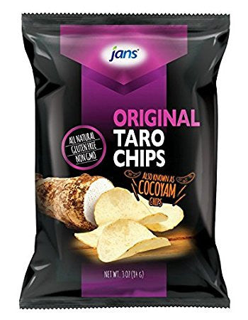 Jans Original Taro Chips 3oz