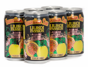 Hawaiian Sun Drink - Lilikoi Passion 11.5oz (Pack of 6)