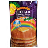Hawaiian Sun Pancake Mix-Lilikoi Passion Fruit 6oz