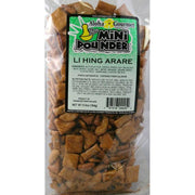 Aloha Gourmet Da Mini Pounder Li Hing Arare 6.5 oz (NOT FOR SALE TO CALIFORNIA)
