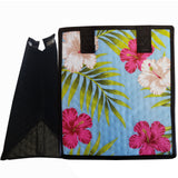 Tropical Paper Garden Hawaiian Hot/Cold Reusable Small Bag - Nectar Sky