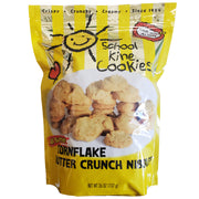 School Kine Cookies Cornflake Butter Crunch Nibbles 24 oz.