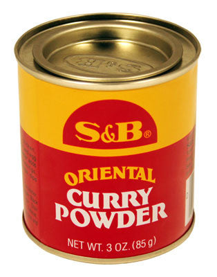 S&B Oriental Curry Powder 3oz