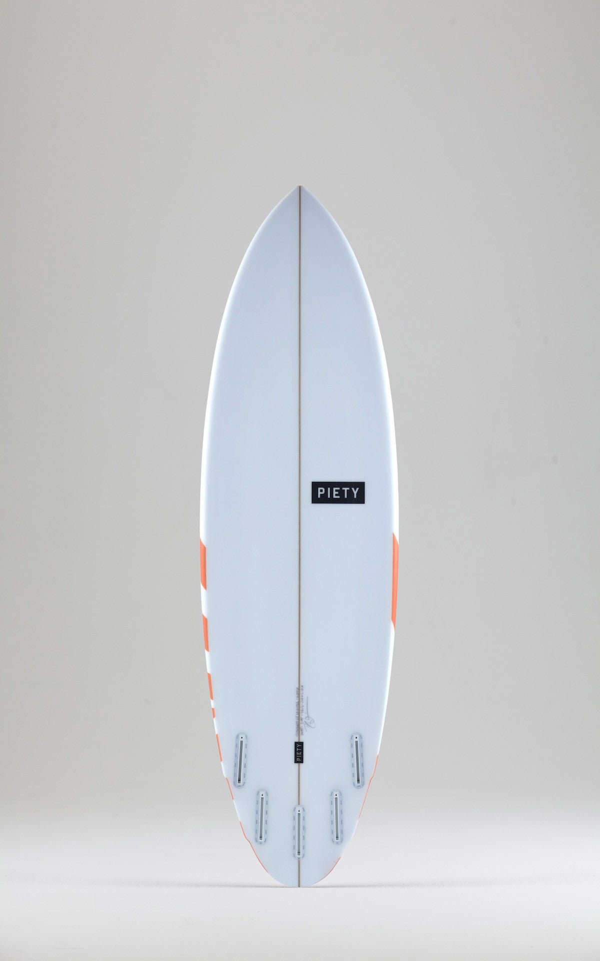 PIETY Surfboards - Grumper