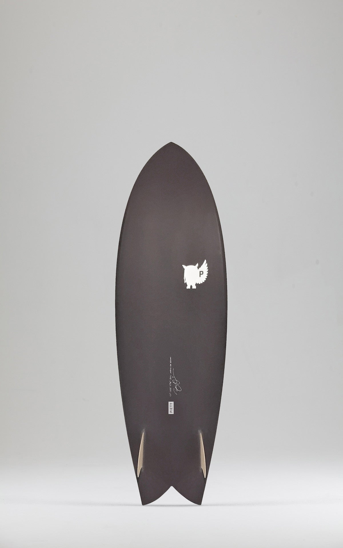 PIETY Surfboards - Summer in Abandon Twin Fin