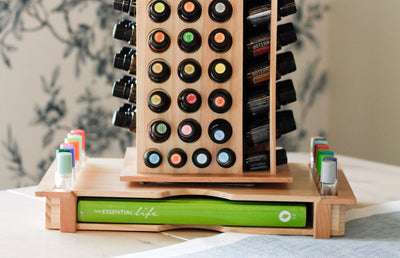 The Rotating Essential Oil Rack is BACK!