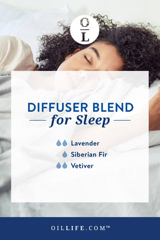 Best Essential Oils For sleep & relaxation [Sleep diffuser blends]