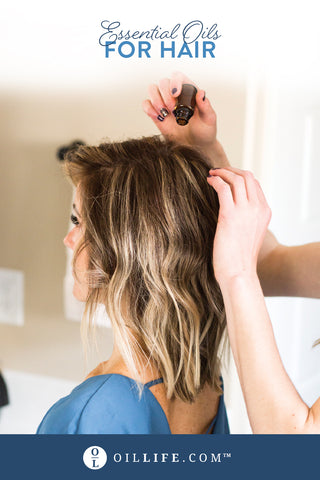 Discover the best essential oils for oily hair!