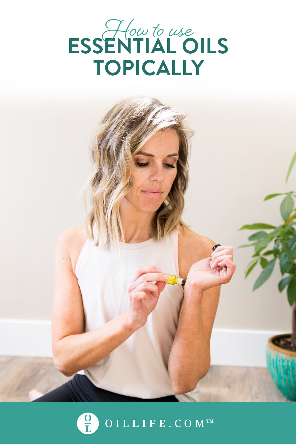 How To Use & Apply Essential Oils Topically