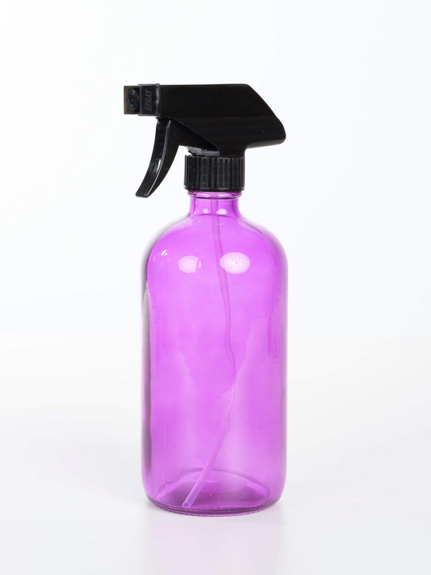 16 oz Glass Trigger Sprayer Bottle - 2Pk - Oil Life