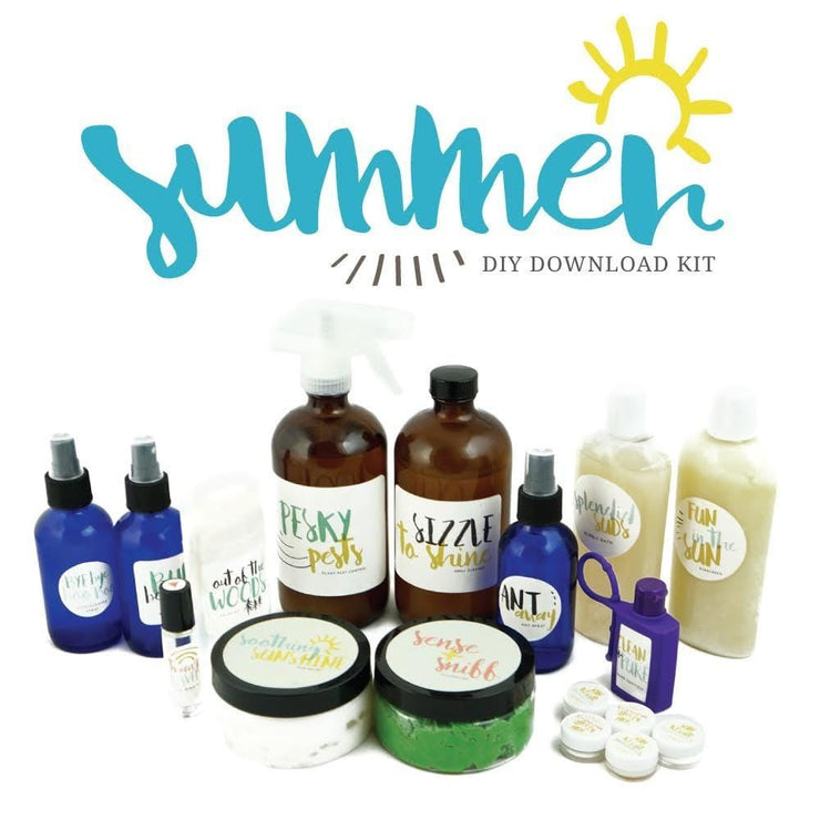 Summer 2016 DIY Download - Oil Life