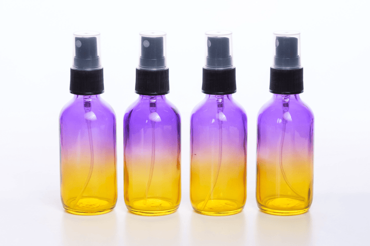 Ombre Glass Spray Bottles (4pk)