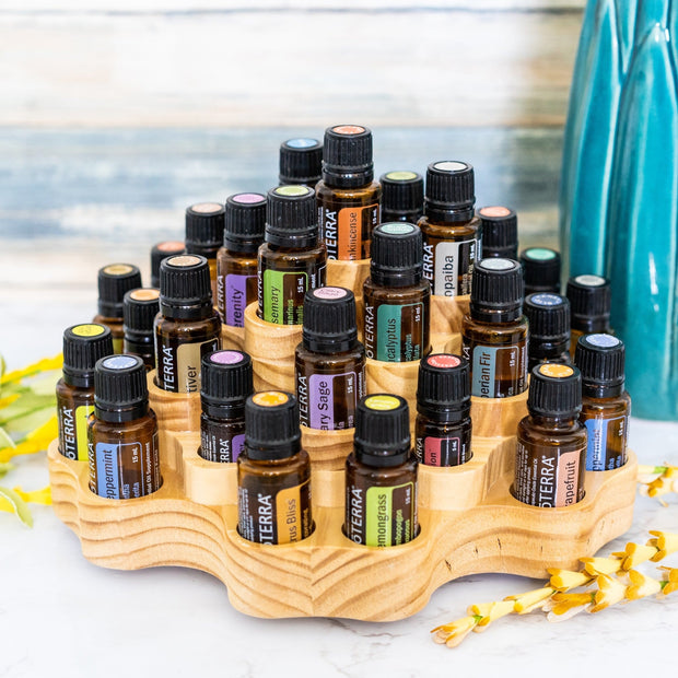 Spindola - Rotating Essential Oil Display