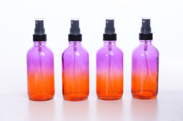 Ombre Glass Spray Bottles