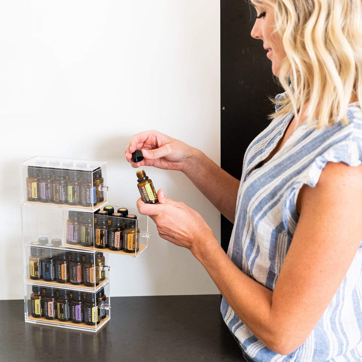 Four Drawer Essential Oil Tower