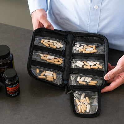 7-Day Supplement Organizer