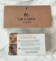 All Blends - Essential Oil Cards - Oil Life