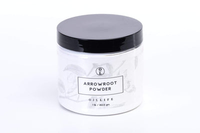 Arrow Root Powder - 1 lb - Oil Life