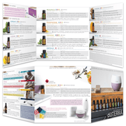 Top 10 Essential Oil Booklet - Version 2 (Pack of 20) Tools Sharing Made Simple