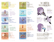Mama Earth Invites You to Meet the Essential Oils Family Brochures - 25pk