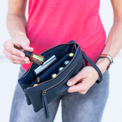 Cross-body Essential Oil Purse