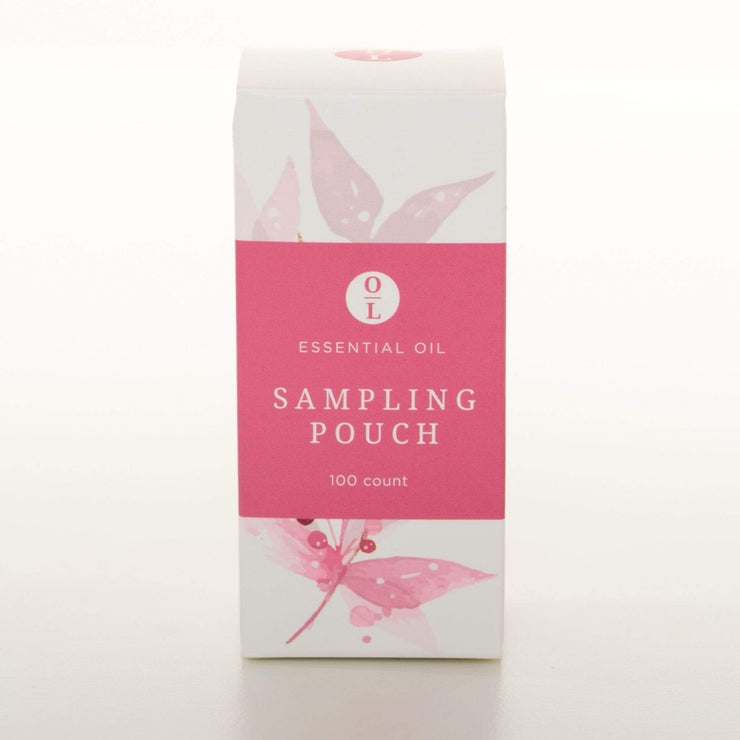 Essential Oil Sampling Pouch - 100ct