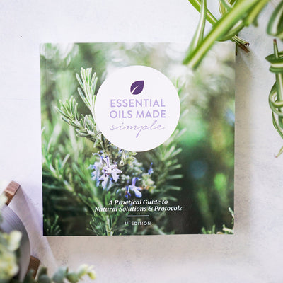 Essential Oils Made Simple Book